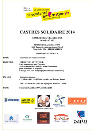 castres solidaire