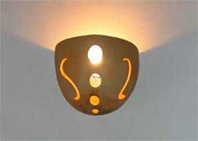 Wall lamp shades